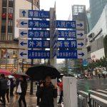 【8日目】上海2日目、雨の日の上海観光