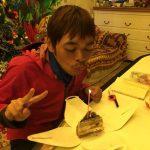 【34日目】海外で迎える初誕生日、体調がどんなに悪くても意地でもケーキは食べてやる!