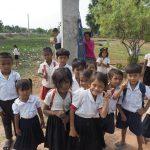 【83日目】シェムリアップに向けて2日目、カンボジアの子供に癒される