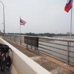 【118日目】ラオス入国、メコン川を渡る