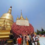 【159日目】バゴー 観光からのヤンゴン到着!