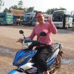 【168日目】ヤンゴンへ帰還